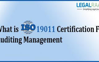 ISO 19011 Certification